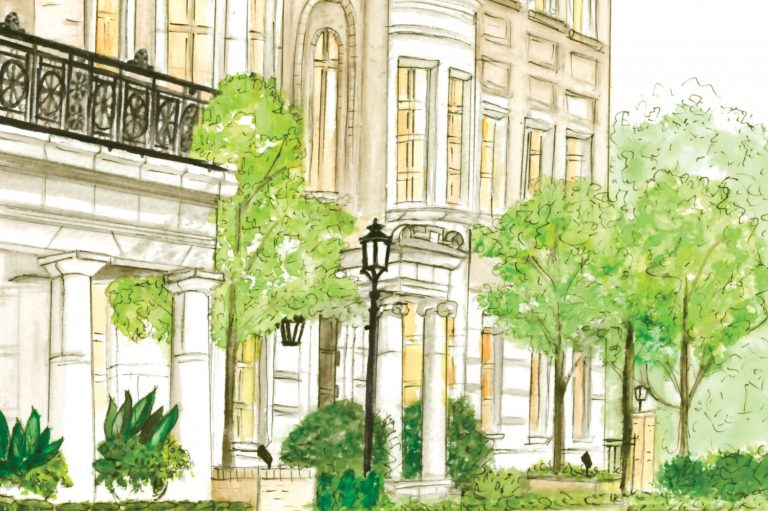 In Atlanta, luxe townhomes take off