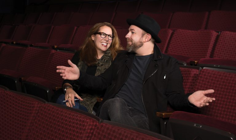 The making of Troubadour, Janece Shaffer and Kristian Bush's 1950s country musical