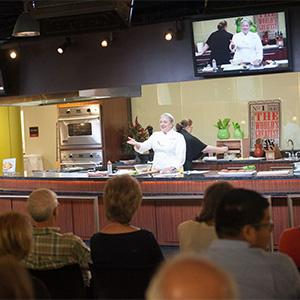 AmericasMart test kitchen