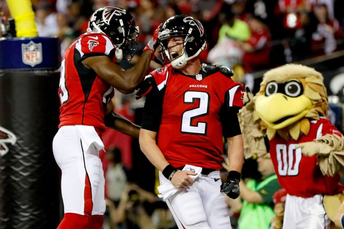 Atlanta Falcons Super Bowl LI