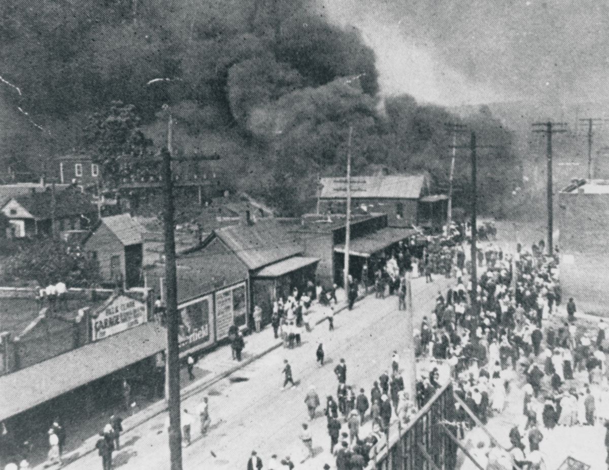 Great Fire of 1917 Atlanta