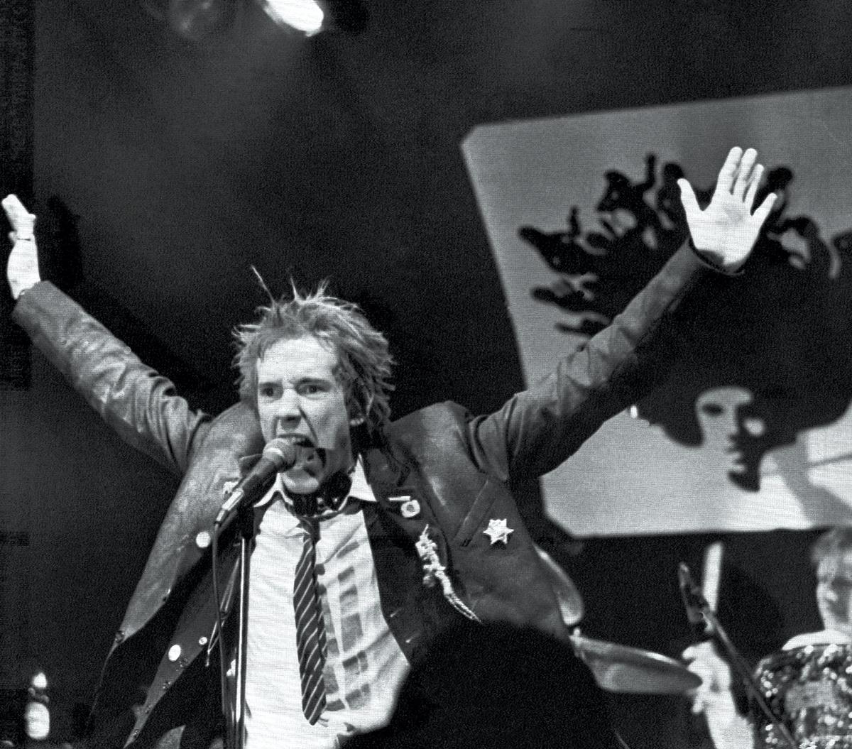 Sex Pistols Atlanta