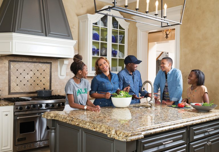 Inside film producer Will Packer's glam but relaxed abode