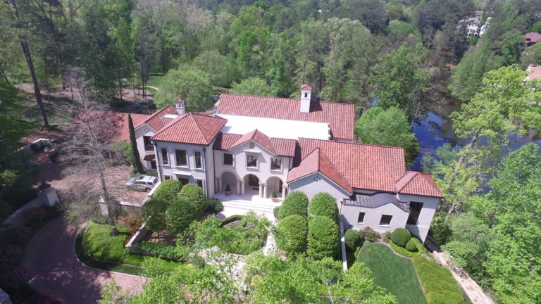 House Envy: Telecom executive is selling his Mediterranean-style home