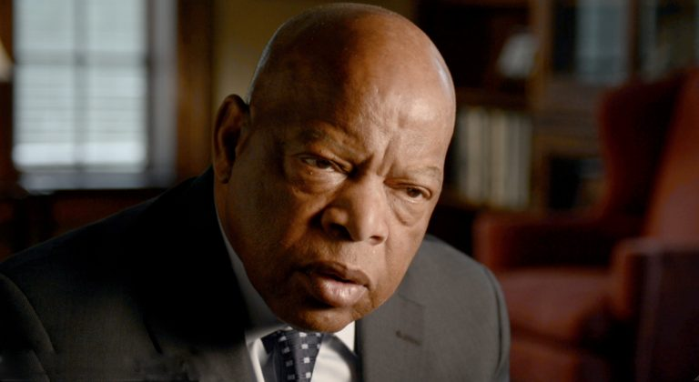 The story behind PBS's new John Lewis documentary