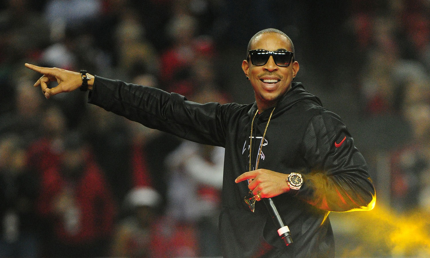 Ludacris Atlanta Falcons