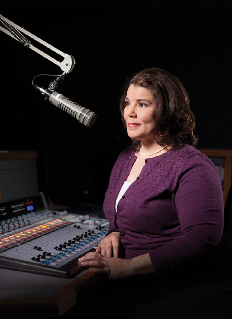 GPB host Celeste Headlee is here to listen. No, really, she is.