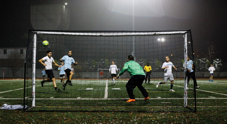 Atlanta's Guardians Football Club brings together players from around the world