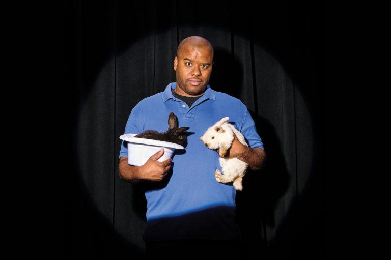 Atlanta comic Mark Kendall uses humor to address representation