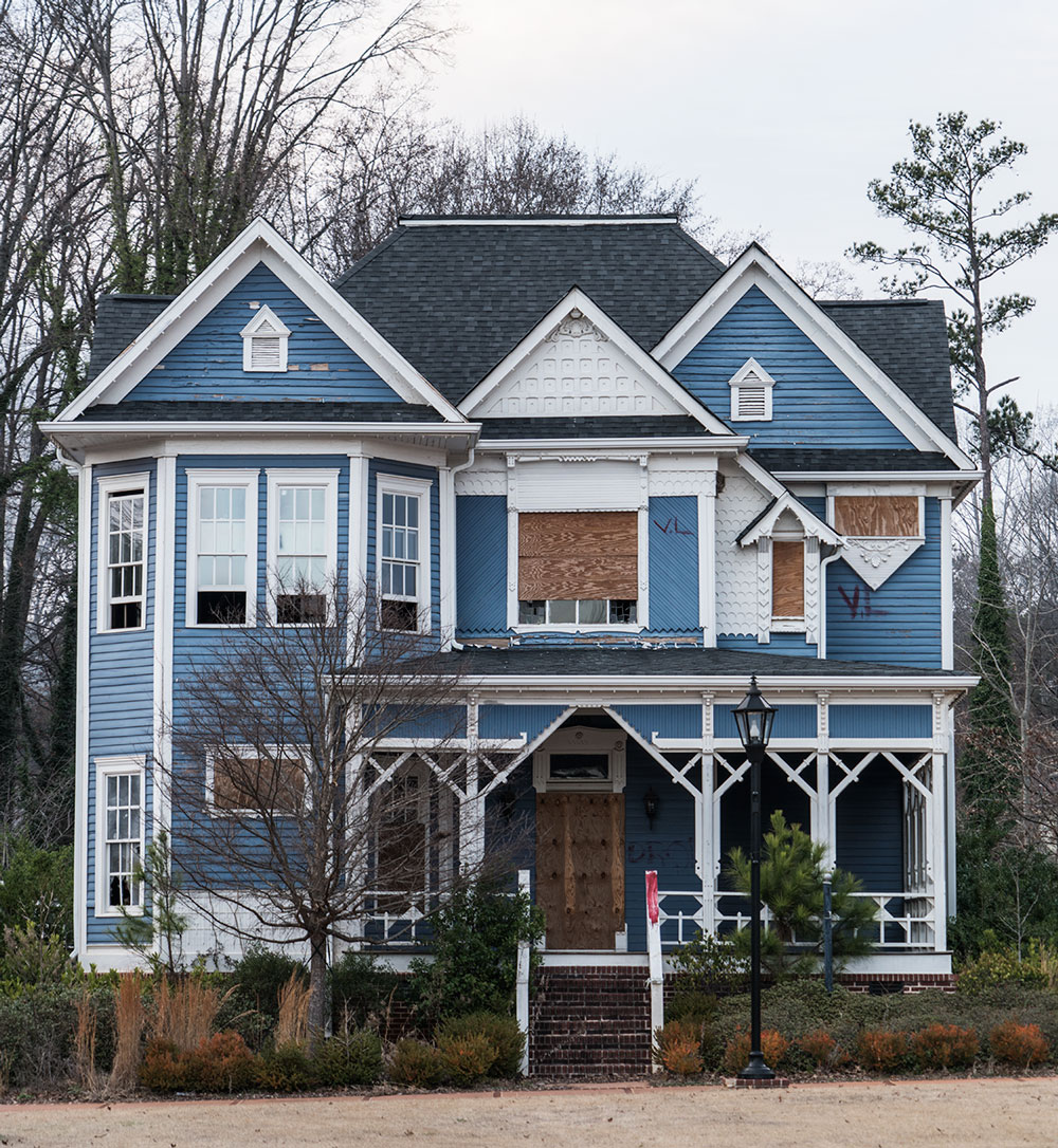 Will the abandoned Olde Towne Morrow be revived? - Atlanta