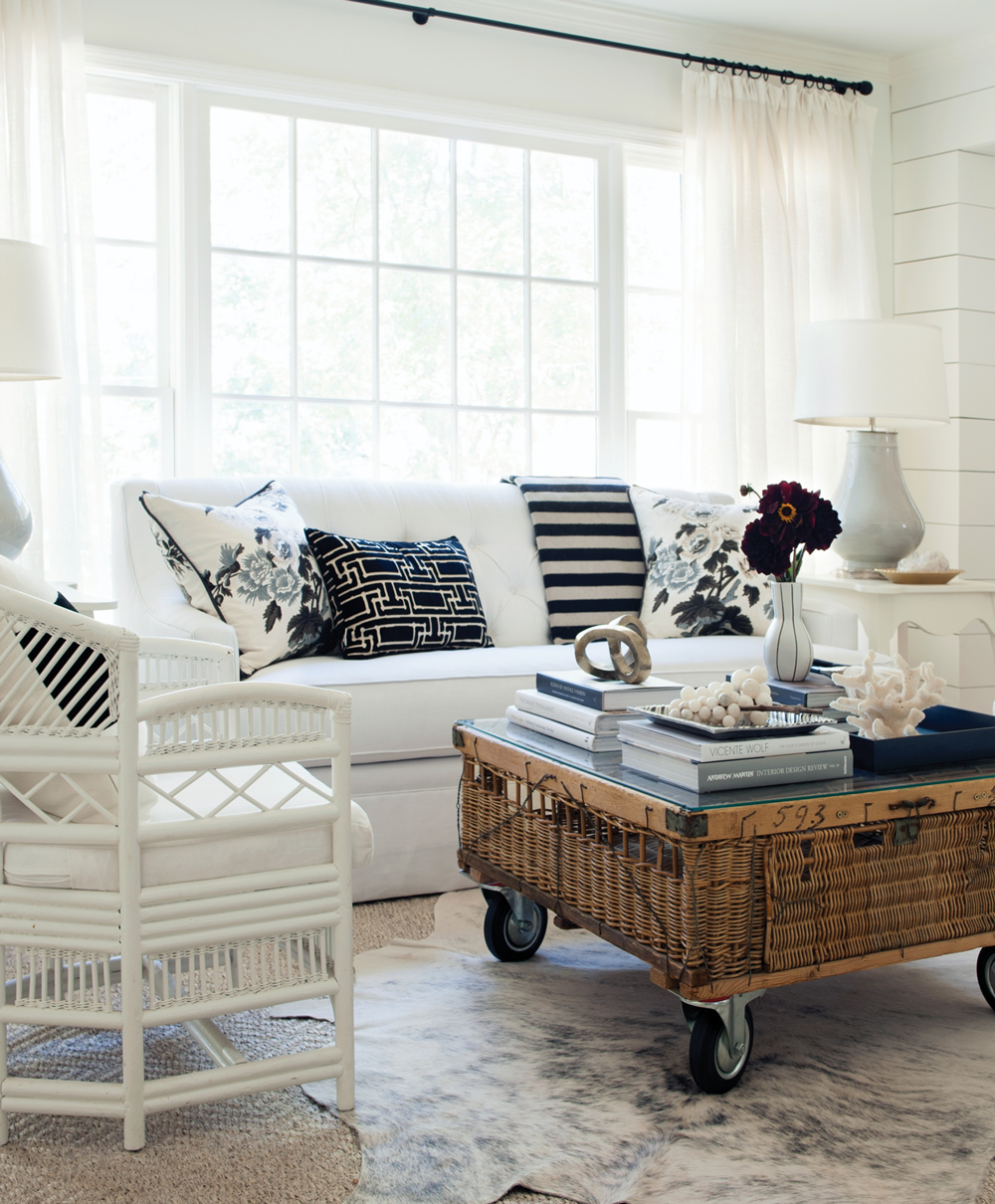 Not Just Another Home Decor Site: Interior Designer And Blogger Sherry Hart Takes Decorating