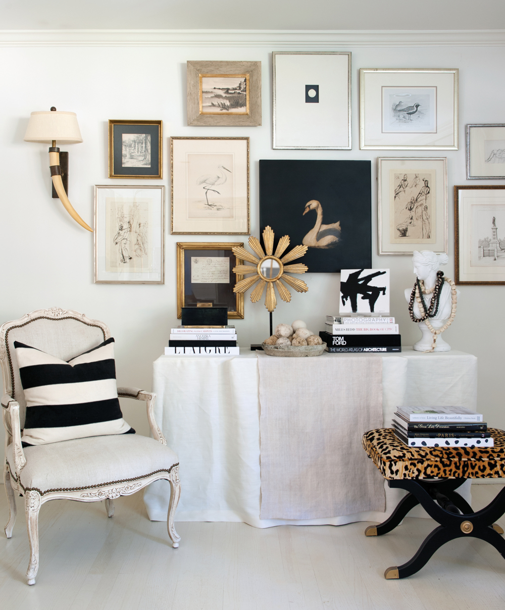Interior Designer And Blogger Sherry Hart Takes Decorating But Not