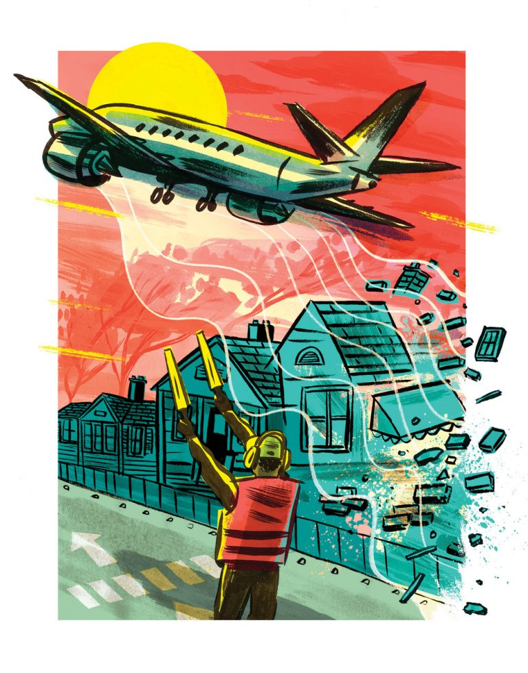 Terminal illness: A new memoir examines the unintended consequences of Atlanta's airport