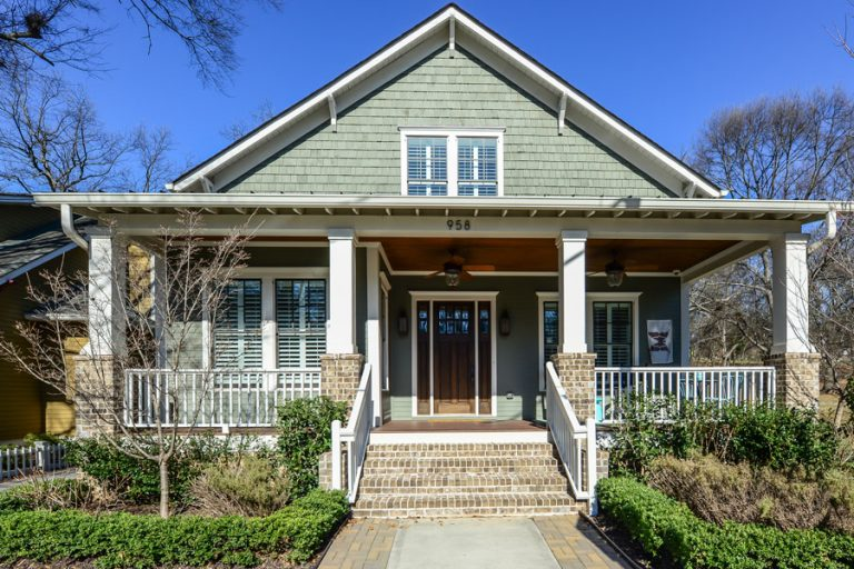 House Envy: A builder's own Inman Park bungalow is for sale