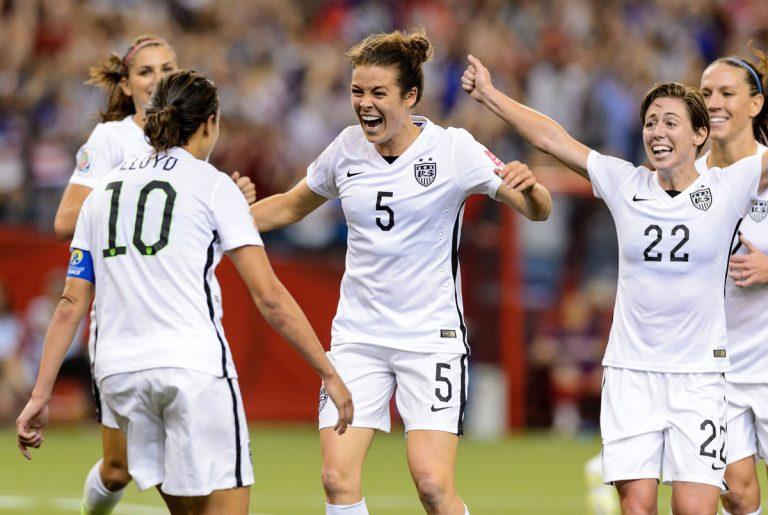 It's time pro women's soccer teams felt the love