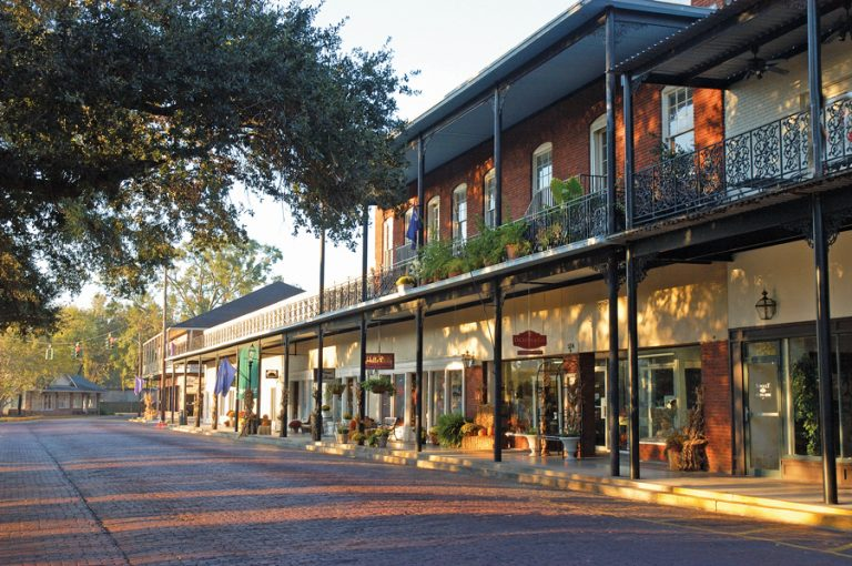 Pack your bags for Natchitoches, Louisiana—a Southern classic