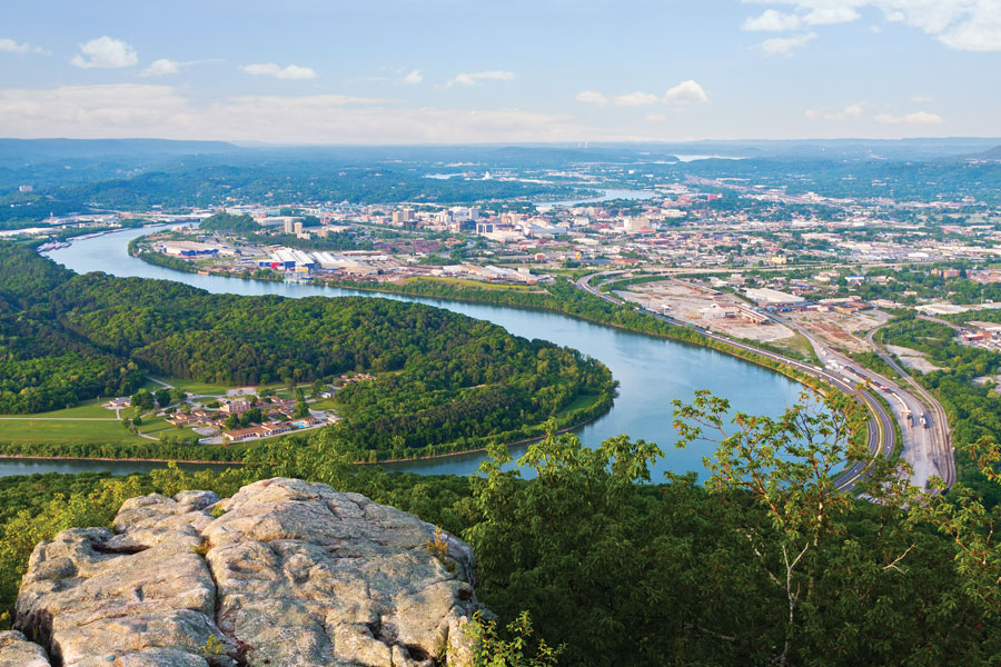 Natural Highs Test Gravityand Your Limitson A Trip To Chattanooga