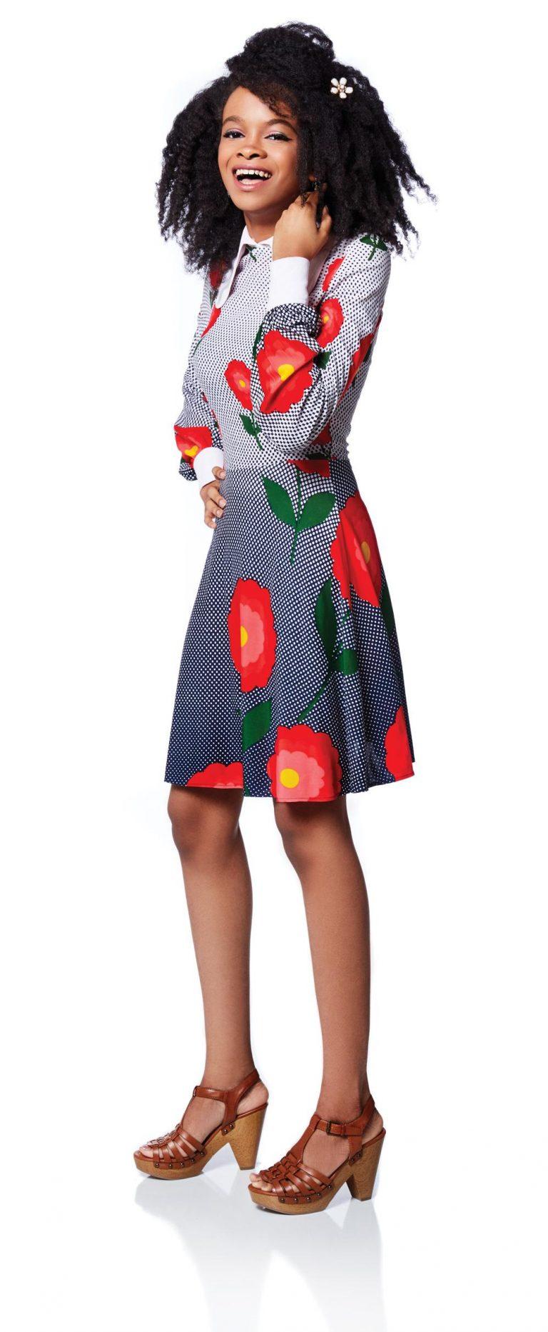 My Style: Maya Penn, owner of Maya's Ideas