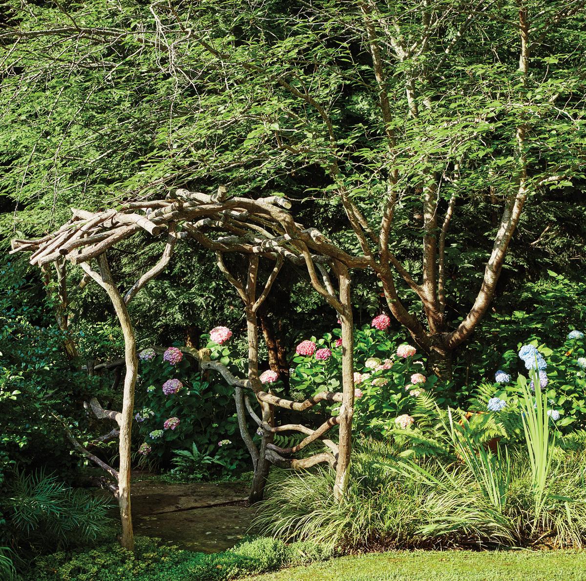 Twig arbor