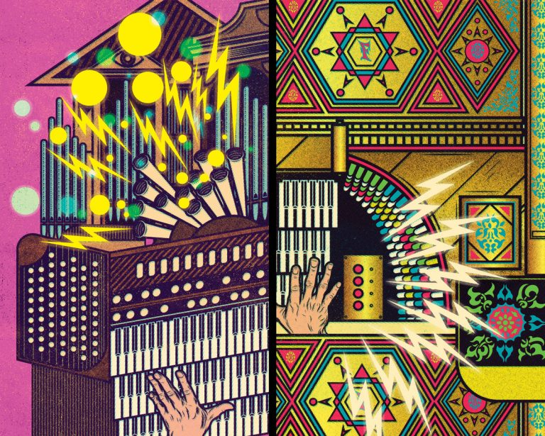 Albert Schweitzer Organ vs. Mighty Mo: How does the new size up with the old?