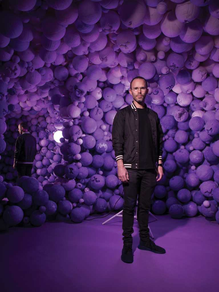 Daniel Arsham's art shows how looks can be deceiving