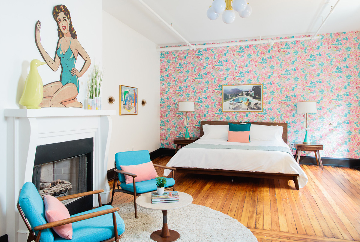 The South's Coolest New Hotels: The Dwell Hotel