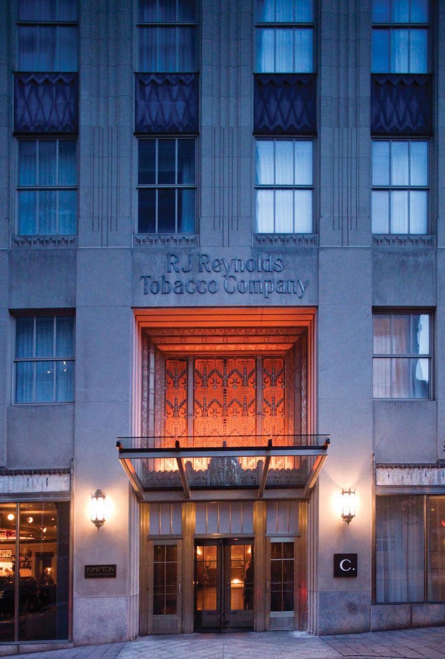 The Kimpton Cardinal Hotel