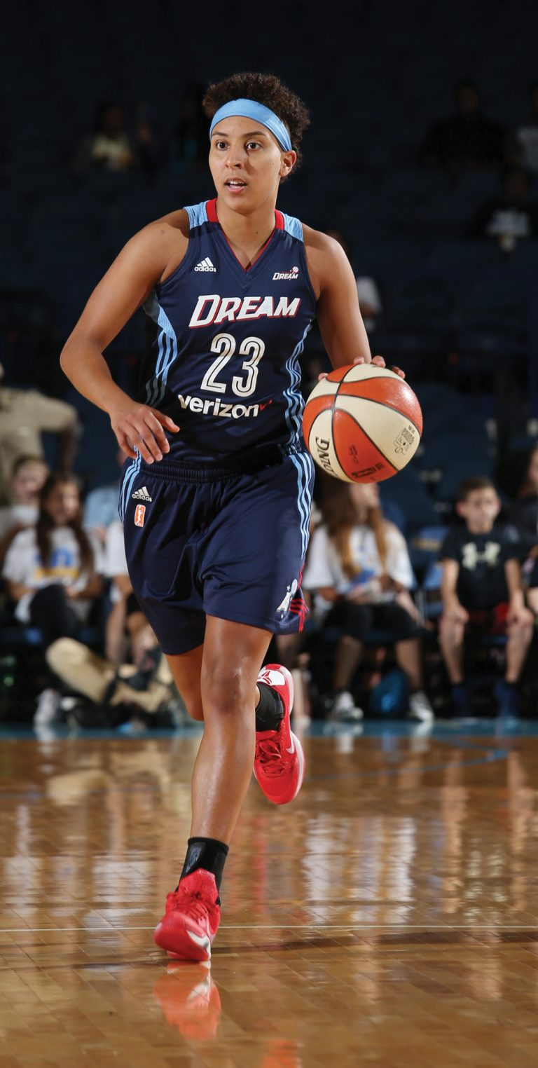 Atlanta Dream: Who will step up while Angel McCoughtry is out?