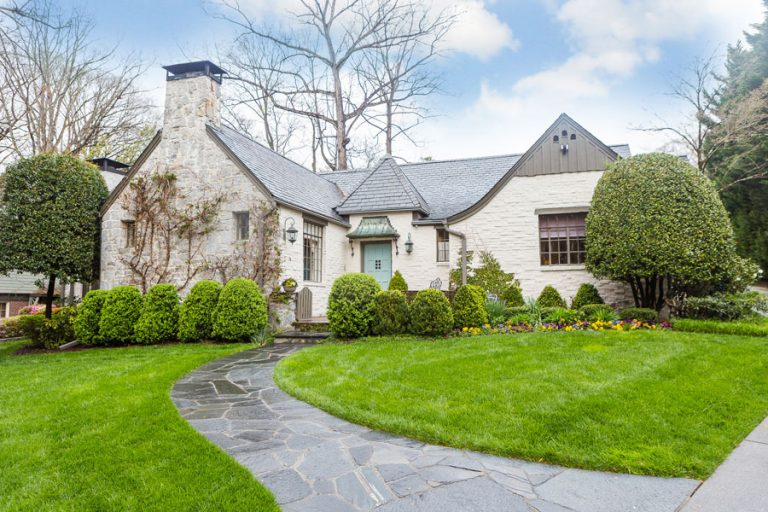 House Envy: Check out this English Country gem in Garden Hills