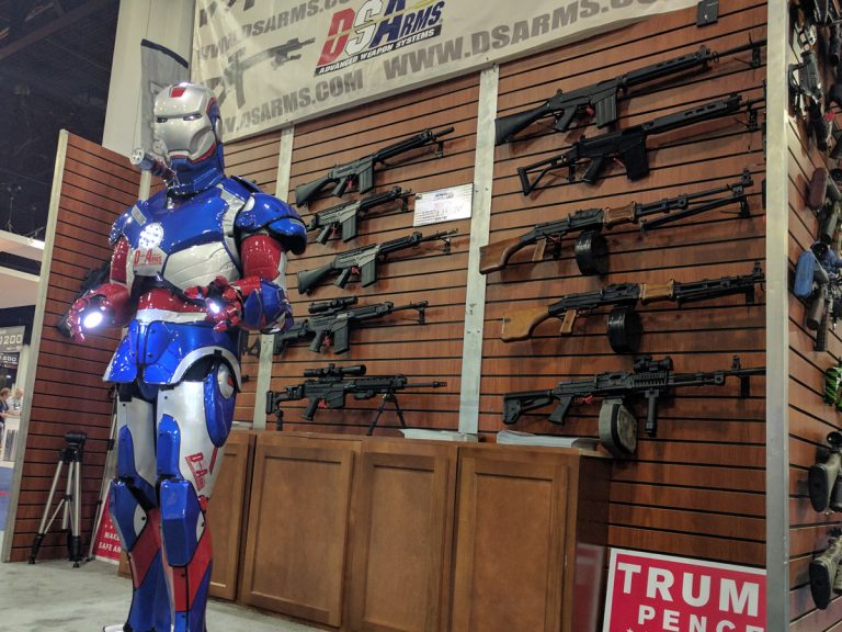 What you'll see at this weekend's NRA Annual Meeting in Atlanta
