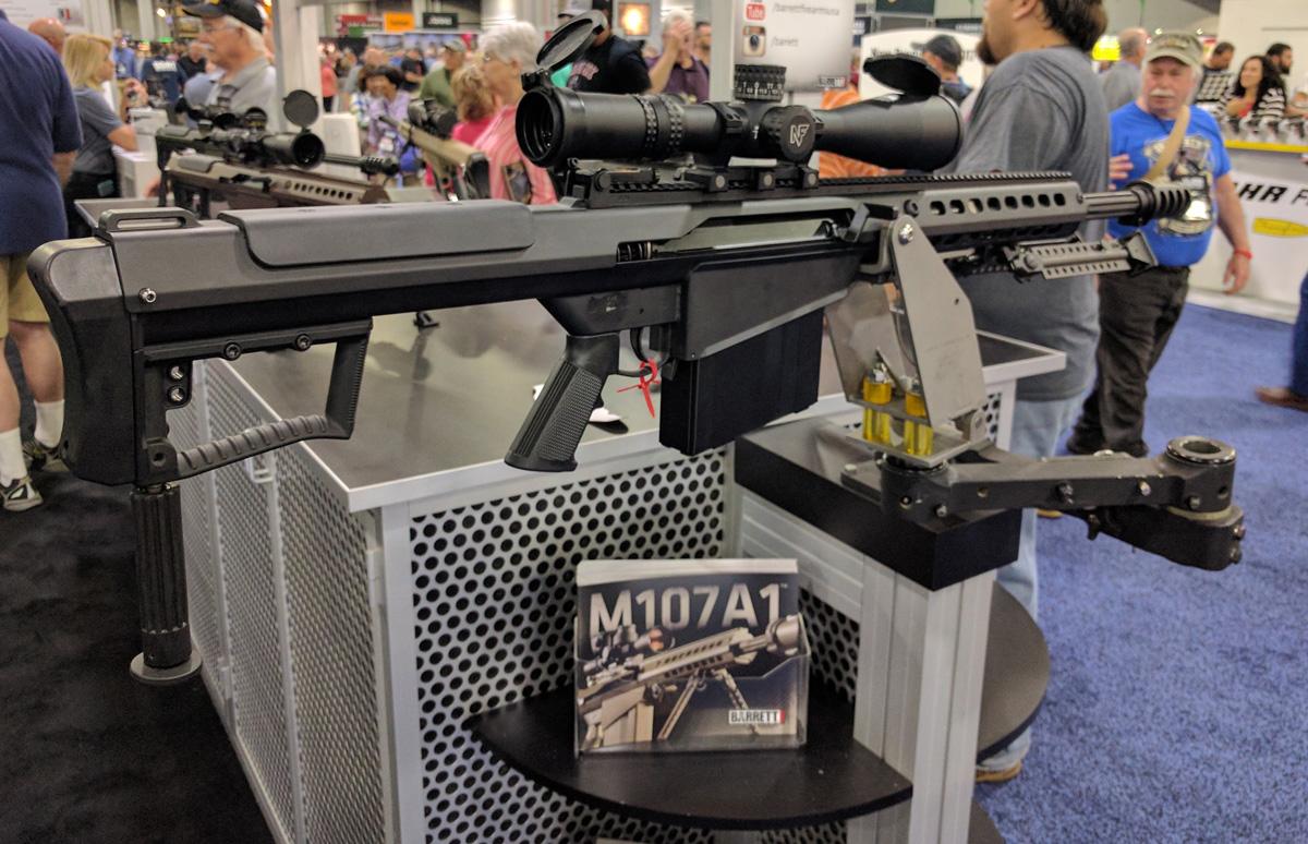 Barrett M107A1 rifle