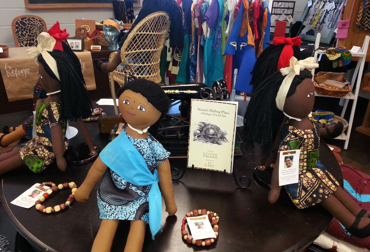 Refugee Sewing Society