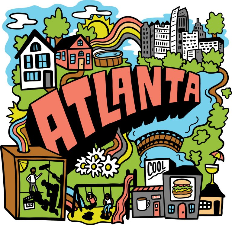 Here's why reality TV shows keep flocking to Atlanta