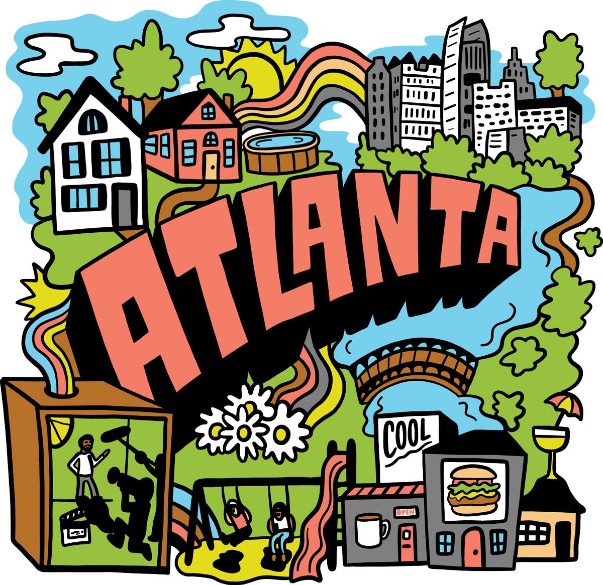 Reality TV in Atlanta