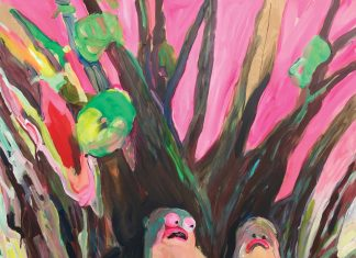 """Tori Tinsley """"Forest Hug"""""""