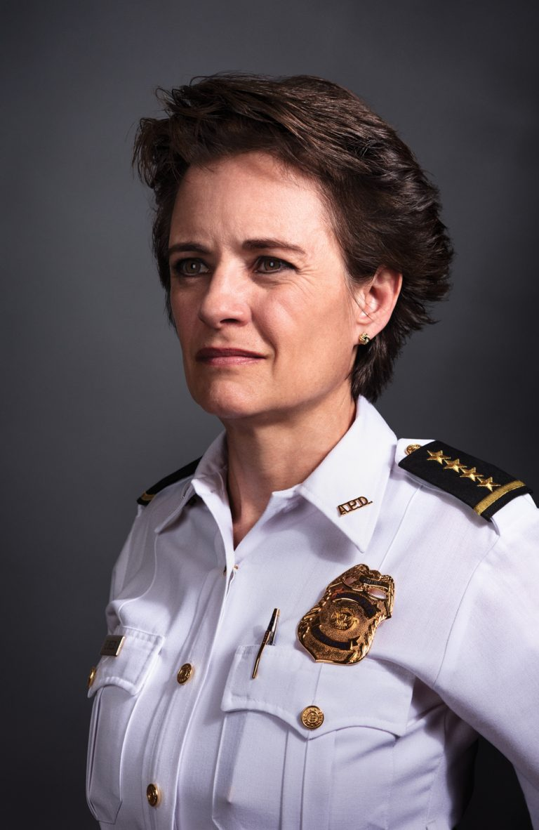 The Chief: Erika Shields wants to change the way Atlanta police tackle crime