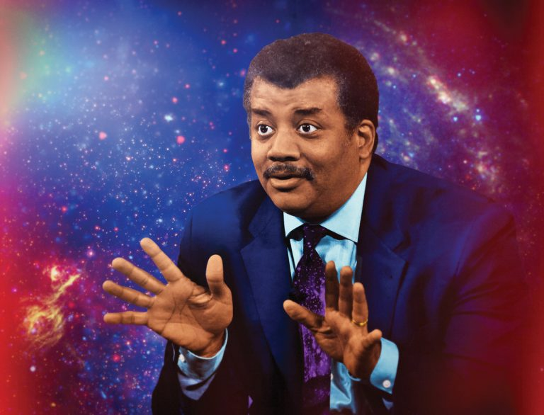 """Neil deGrasse Tyson: The expanding universe will have """"no impact on Atlanta traffic"""""""