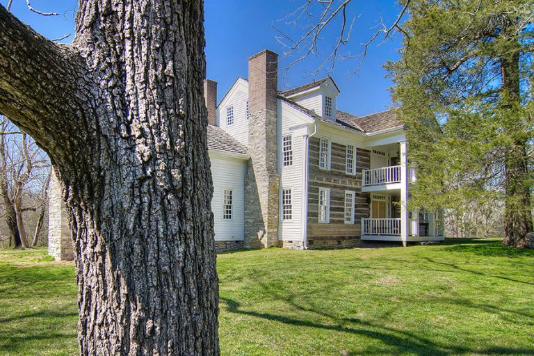 House Envy: North Georgia's historic Rockdale Plantation has a Cherokee pedigree