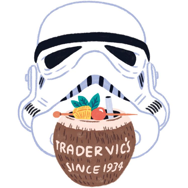 Dragon Con/Trader Vic's