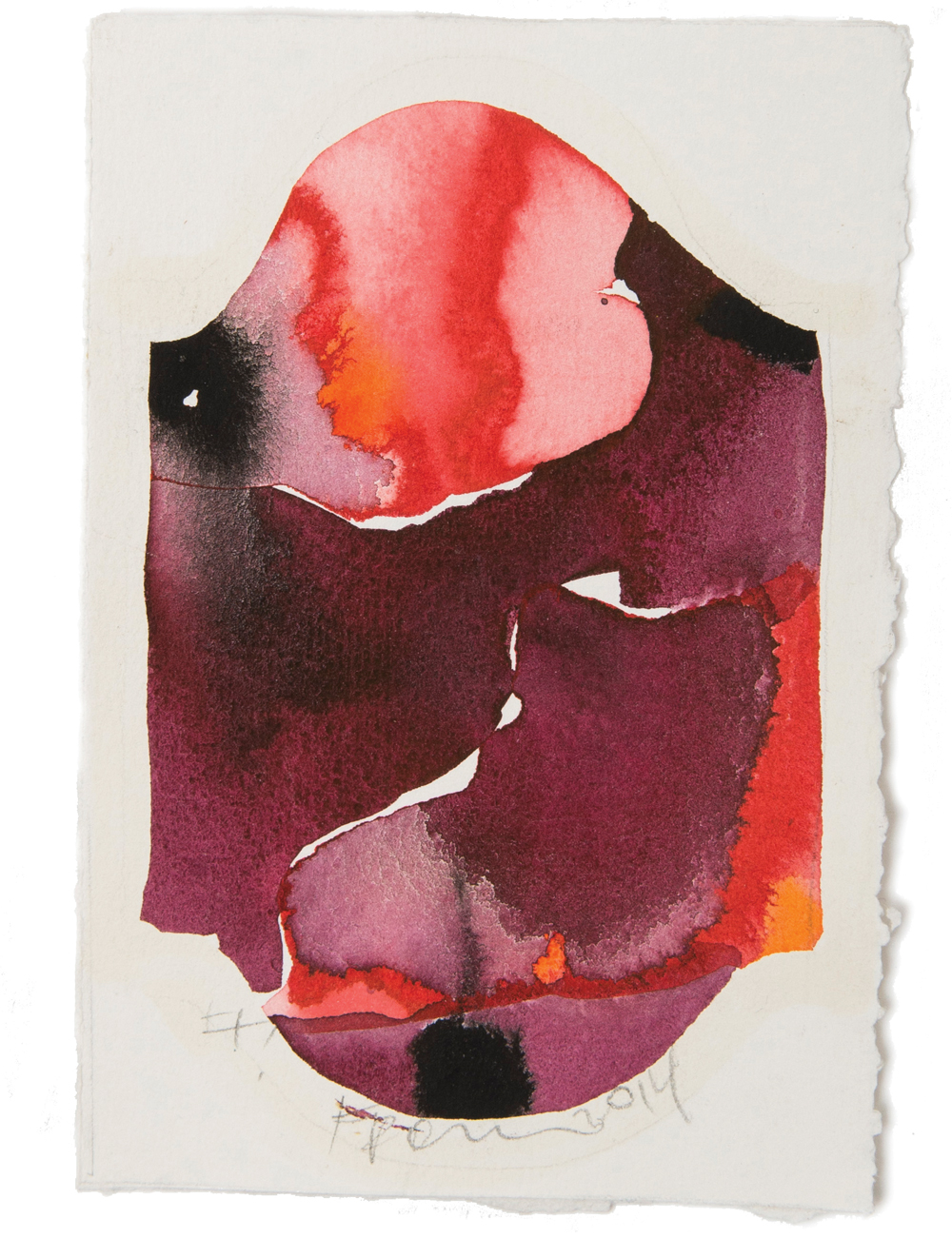 Painting by Kate Roebuck