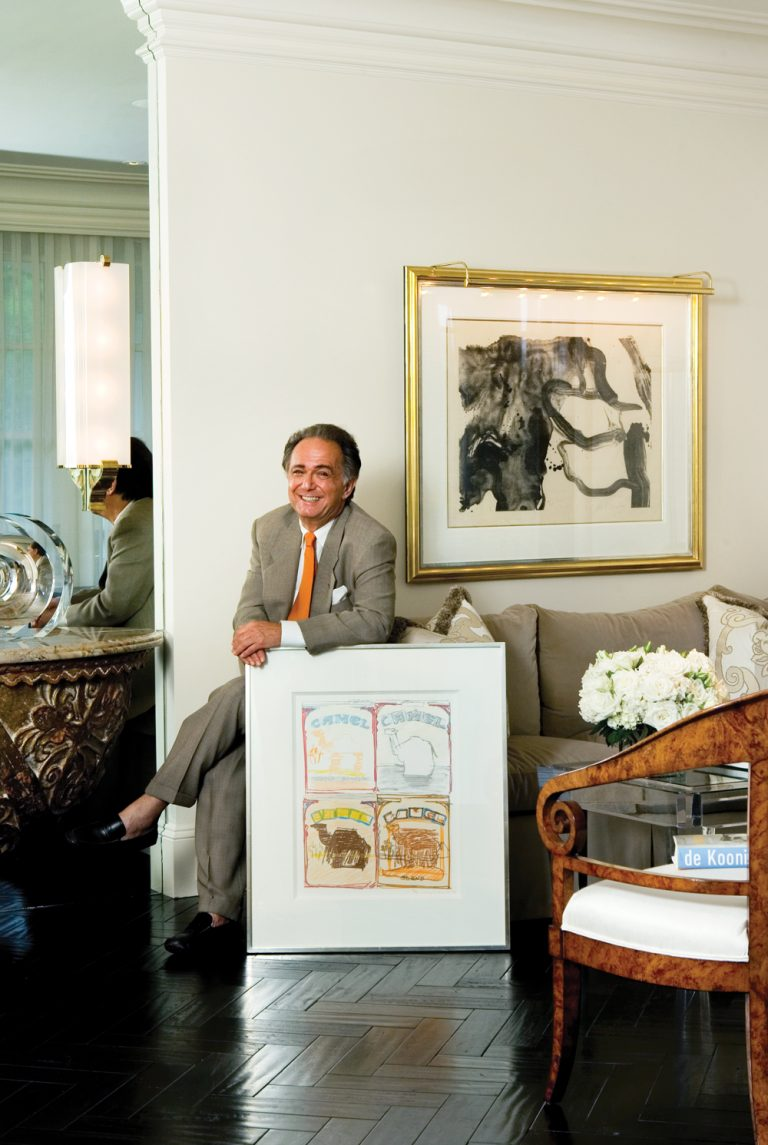 Build an expressive art collection with decorator Stan Topol's 7 tips