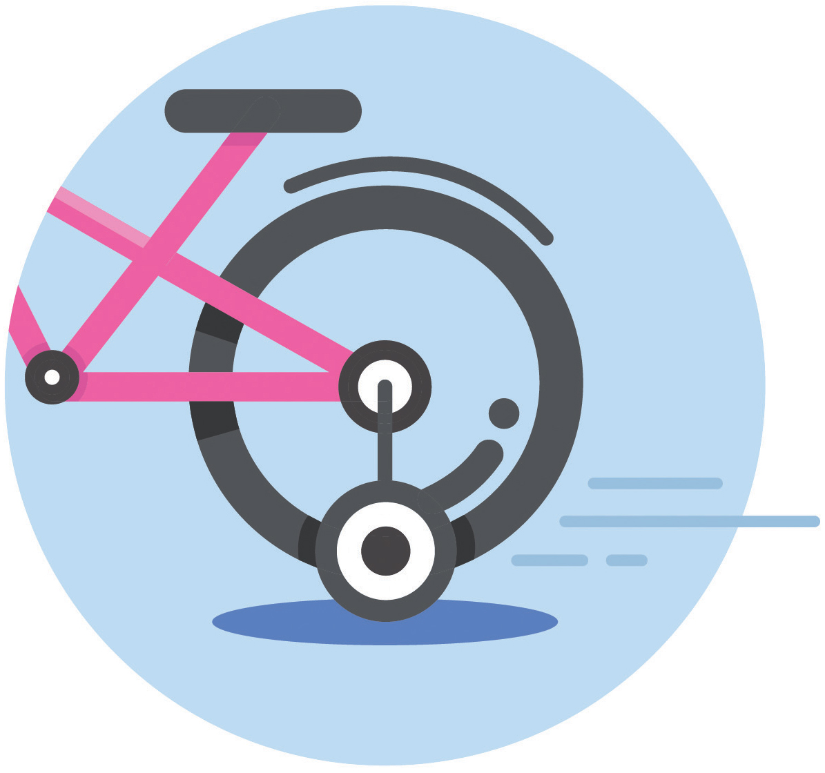 Bike Rental Illo