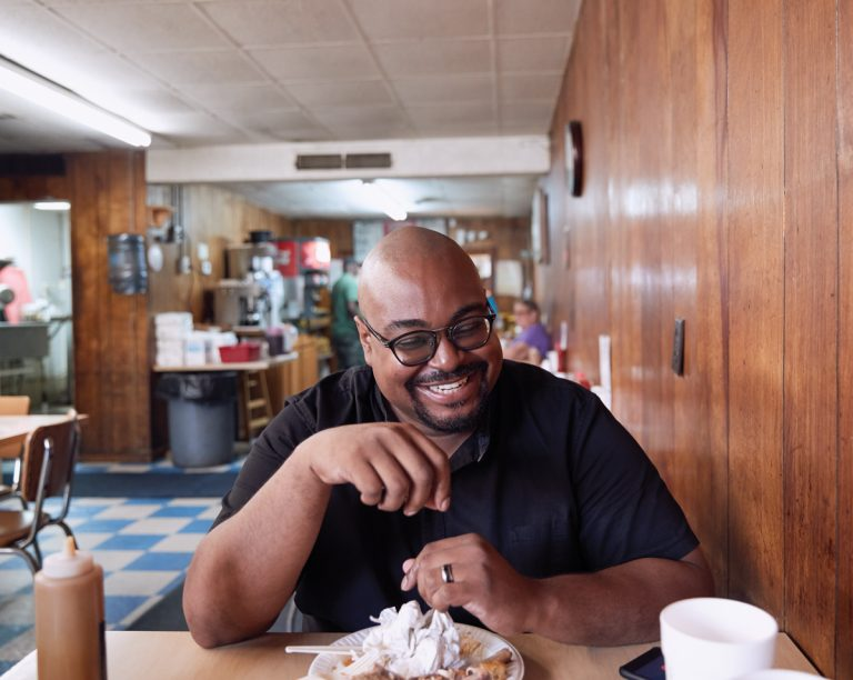 Chef Seni Alabi-Isama raised the culinary bar in Statesboro. Now, he's bringing sous-vide barbecue.