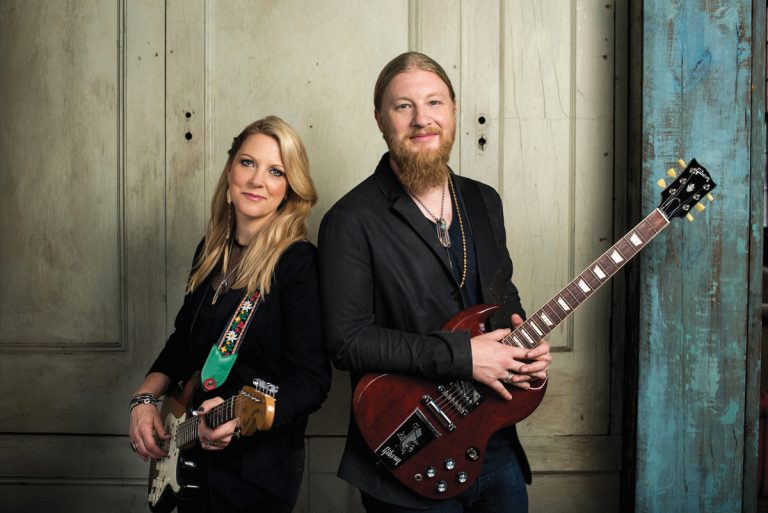 """Derek Trucks: Music should be about """"lifting people up and stirring something in their souls"""""""