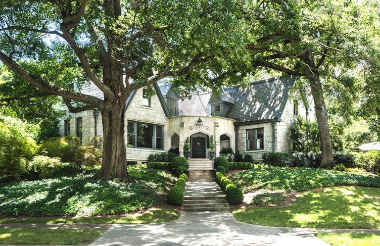 """House Envy: Buckhead's stately """"Manor House"""" is on the market"""