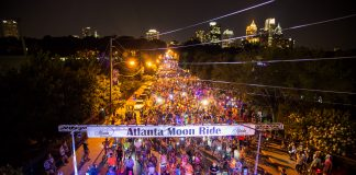 Atlanta Moon Ride