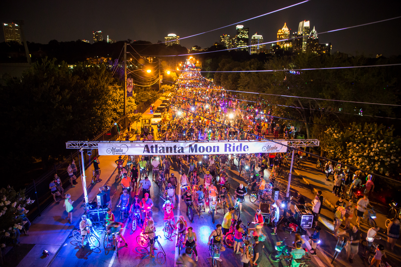Atlanta Moon Ride