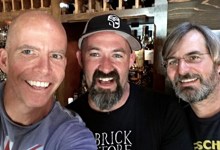 """Brick Store Pub co-owner Mike Gallagher: """"It's not the strongest who will survive; it's those who are willing to adapt."""""""