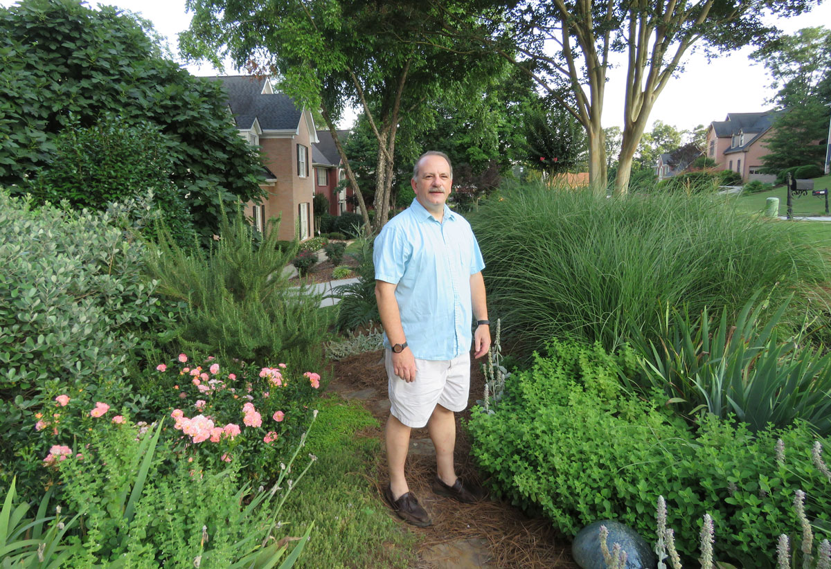with edible landscaping atlantans trade boxwoods for blueberries