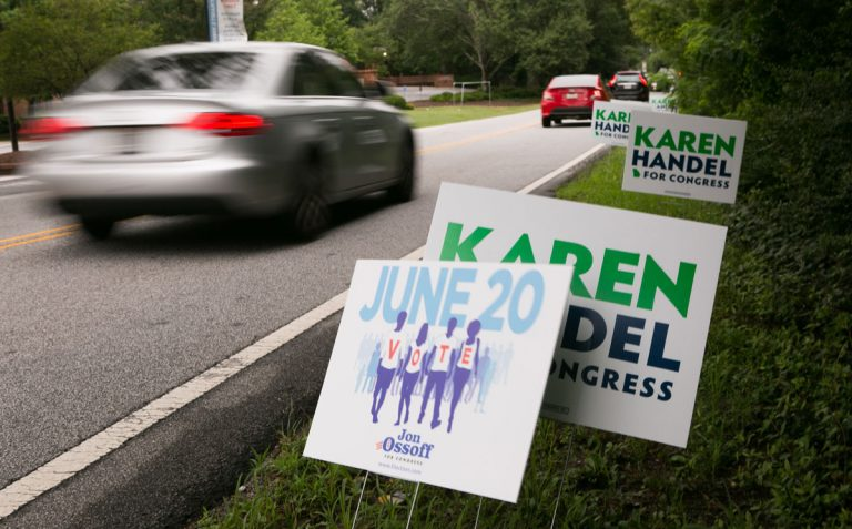 Atlantans: Missing the drama of the 6th District race? Get involved with the mayoral campaign.